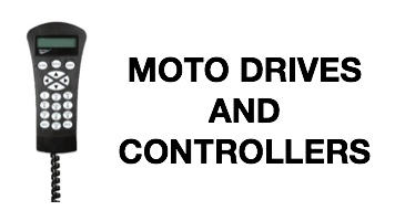 Moto Drives and Controllers