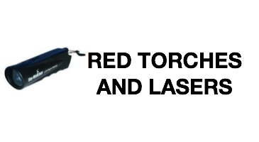 Red Torches and Lasers