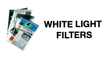 White Light Filters