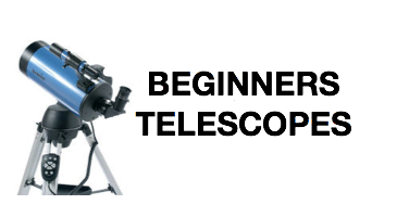 Beginners' Telescopes