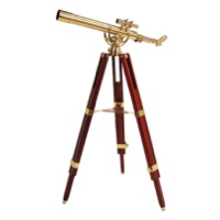 Helios Brass Refractor Telescopes
