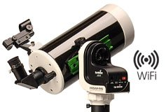 Sky-Watcher AZ-GTi and AZ-GTe WiFi GoTo Telescopes