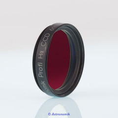 Photographic Astronomik Narrowband-Emissionline filter H-alpha-CCD with 6nm or 12nm FWHM and MFR Coating