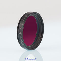 Photographic Astronomik Narrowband-Emissionline filter SII-CCD with 6nm or 12nm FWHM and MFR Coating