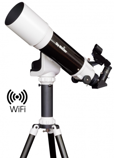 Sky-Watcher Startravel-102 (AZ-GTe) Go-To Refractor Telescope