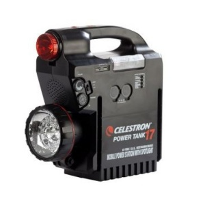 Celestron 17Ah Rechargeable Power Tank