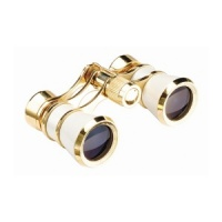 SYMPHONY  Pearl/Gold Opera Glasses